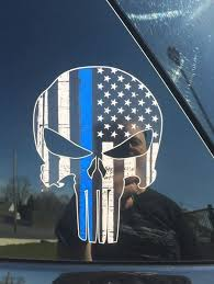 Central Ny Police Cars Display Marvel Anti Hero Punisher S Logo With A Twist Syracuse Com