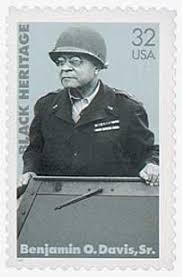 1997 32c Black Heritage: Benjamin O. Davis, Sr. for sale at Mystic ...