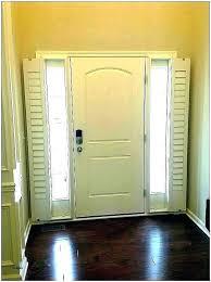 front doors with side panels door panel