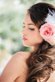 french styled shoot makeup and hair