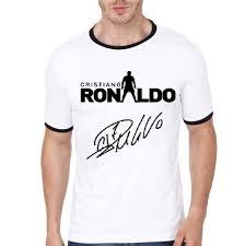 cristiano ronaldo cr7 ringer t shirt