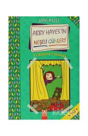 Abby Hayes'in Neşeli Günleri Yıldızlara Uzanmak, Anne Mazer » Satın Al &  Fiyatı - Kidega