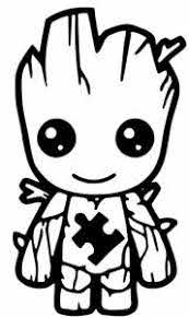 Autism Baby Groot Decal Vinyl Car Truck Sticker 12 Colors 10 Sizes Ebay