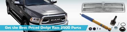 dodge ram 2500 parts partsgeek com