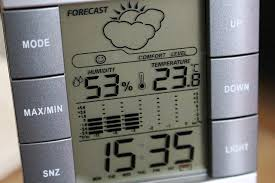 taux d humidité idéal dans une maison