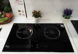 Bếp từ đôi Grasso GS 68IH made in Malaysia - Điện lạnh, Máy, Gia dụng tại  Hà Nội - 28673485