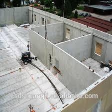 lightweight concrete hollow core wall