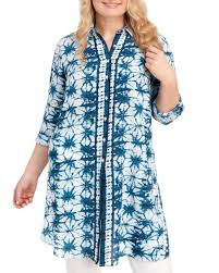 Ava James Ava James Women's Plus Size Tie Dye Tunic | 3X | polyester from  Stein Mart | Daily Mail
