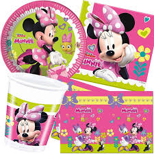 Decoracion Para Cumpleanos De Minnie Mouse Ideas Originales