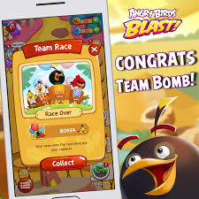 Team Race event has ended and we have... - Angry Birds Blast ...