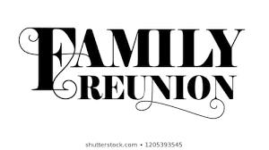 family reunion images stock photos vectors shutterstock