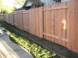 Wood Fencing Bob S Fence Of Ventura And Santa Barbara The Fencing Experts
