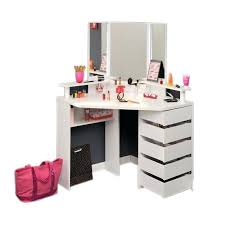 modern dressing table with mirror