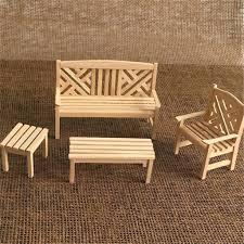 mini dollhouse miniature wooden beach