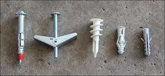 how to install drywall anchors to hang