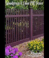 Illusions Vinyl Fence Illusions Vinyl Fence Images Facebook