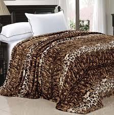 african safari print bedding lux