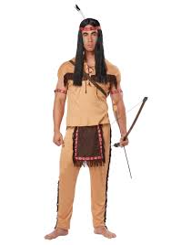 native american brave costume for s