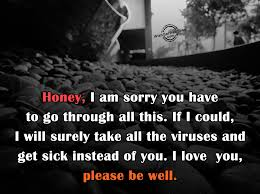 get well soon wishes for husband pictures images
