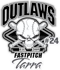 Car Decals Magnets Wall Decals And Fundraising For Outlaws Fastpitch Softball