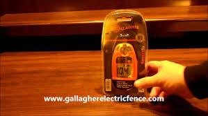 Gallagher Smartfix Electric Fence Tester Manual