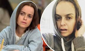 Taryn Manning she went 'method' to play 'racist and homophobic' Tiffany  Doggett in OITNB   Daily Mail Online