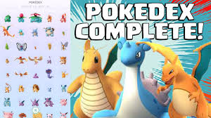 POKEDEX COMPLETE | Pokemon GO | Generation 2 and Breeding Prep ...