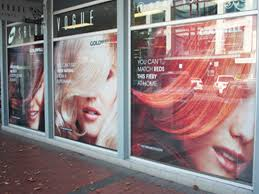 Window Graphics Design Printing Installation Decals Clings Mesh