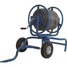 jackson 400 ft swivel hose reel