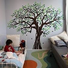 Large Tree Vinyl Decal Nursery Vinyl Wall Decal Tree Wall Decal Vinyl Wall Bird Stickers Vinyl Mural Mm017 In 2020 Nursery Wall Decals Tree Vinyl Wall Decals Nursery Tree Wall Painting