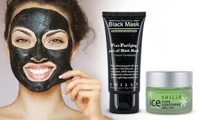 shills l off black mask groupon goods