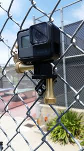 To The Tennis Players Who Have Found Fenceclip Thank You For The Kind Words Gopro Camera Case Great Videos Gopro Camera
