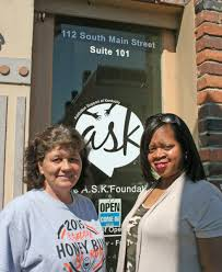 The ASK Foundation: Bringing help to those battling addiction ...