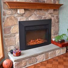 electric fireplace insert 80009