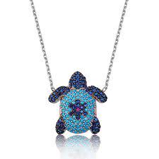 turtle pendant for women fine jewelry
