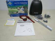 Motorola Wirelessfence25 Wireless Electric Fence For Home Or Travel For Sale Online Ebay