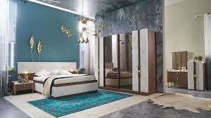 أحدث غرفة نوم مودرن باللون الابيض ديكور ابداع Decor Epda3