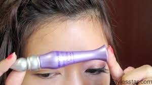 pretty prom makeup tutorial star