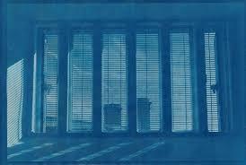 Prison Cyanotypes – Debbie Adele Cooper
