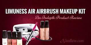 limuness air airbrush makeup kit an