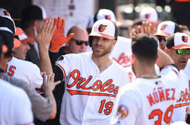 Baltimore Orioles Aren't Ready To Move On From Chris Davis