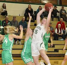 GIRLS BASKETBALL: State power Lynden remains a thorn in Port ...