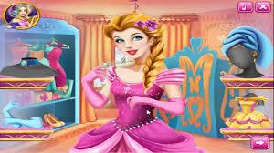 disney princess dressup and makeup