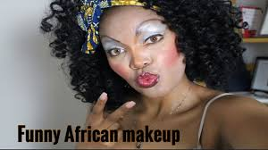 african auntie makeup tutorial you