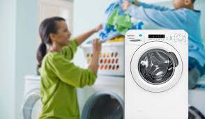 Máy Giặt Candy 8 kg CS1482D3/1-S Chính Hãng Giá Tốt