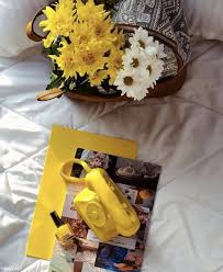 خلفيات لون اصفر كيوت للبنات فهرس
