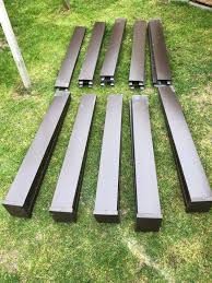 5x Metal Fence Post Cover Extender In Leigh On Sea For 50 00 For Sale Shpock