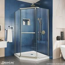 prism neo angle shower enclosure 38 x