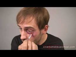 cms black eye makeup tutorial you