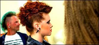 My Love My Hair Irokezowy Zawrot Glowy